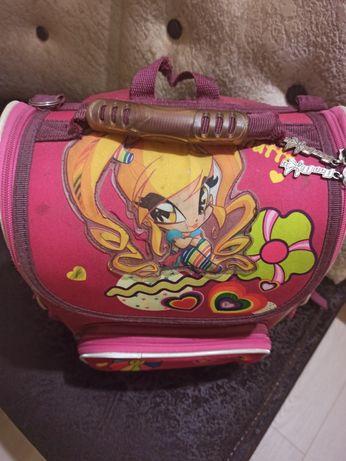 Рюкзак kite для девочки 1-2 класс