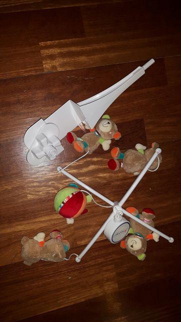 Brinquedo musical criança