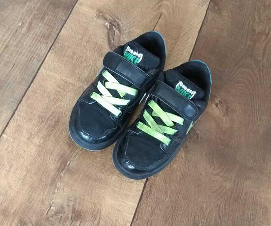 Кроссовки кеды nike 17см 26р ботинки