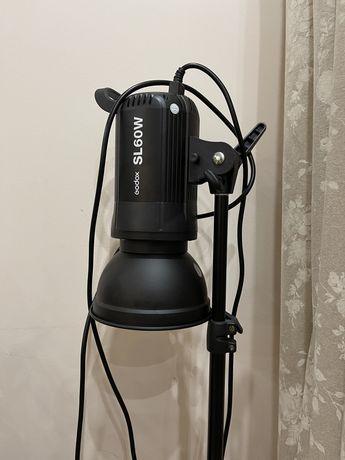 Постоянный диодный свет Godox SL-60W