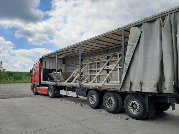 Transport uslugi transportowe przeprowadzki