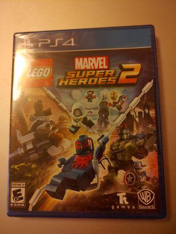 Продаю диск Lego Marvel Super heroes 2 на PS4