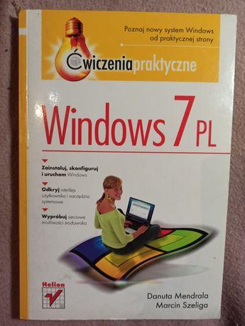 Ksiazka podręcznik windows 7