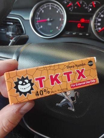 TKTX najlepsza maść znieczulajaca