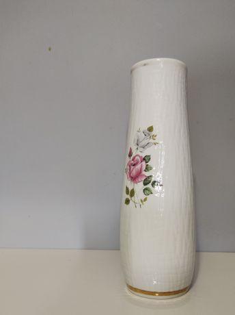 Ćmielów, wazon Pień, lata 60, motyw kwiatowy, PRL