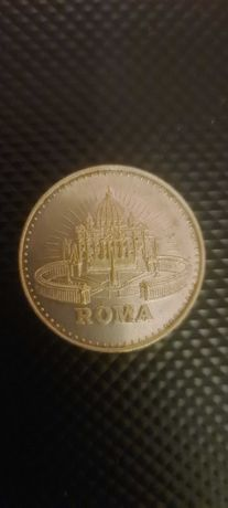 Rzadka Moneta Medal Jedyna Taka.