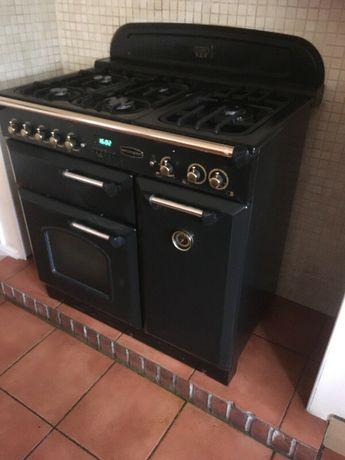 FALCON RETRO 90CM kuchenka 2 piekarniki GAZOWE 1 elektryczny GWARANCJA