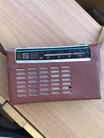 Раритет радиоприемник