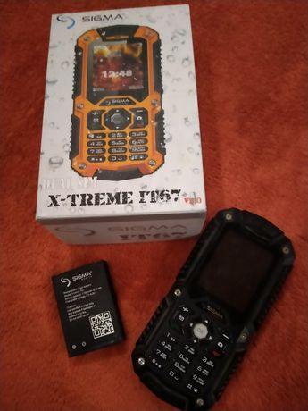 Телефон Sigma X-TREME IT67