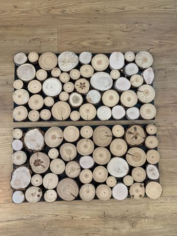 Panel dekoracyjny drewniany ścienny  Stegu Pure