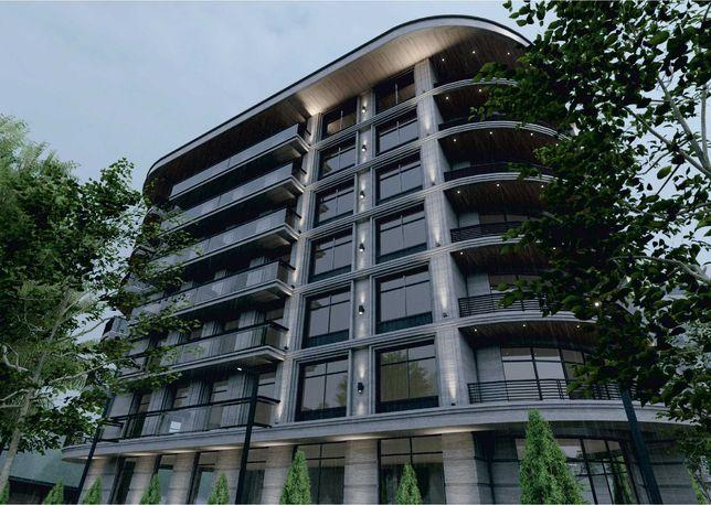 31 тыс. 2-комн. квартира 78 м.кв. Ланжерон. Парк Шевченко.