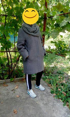 Пальто зимнее подкладка синтепон