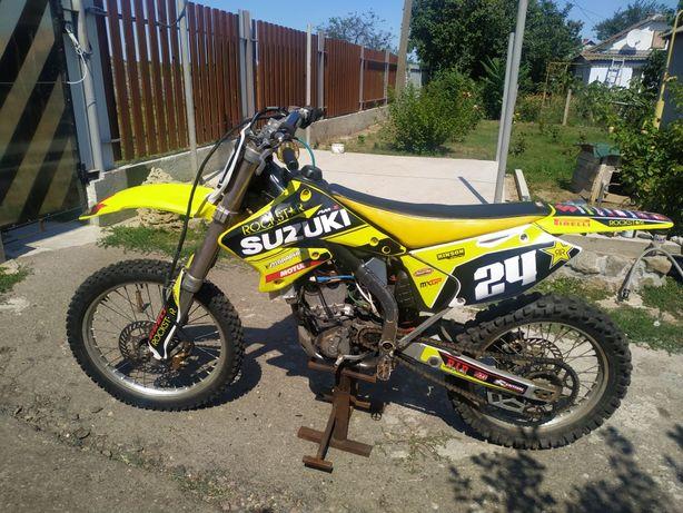 Кросс Suzuki rmz 250