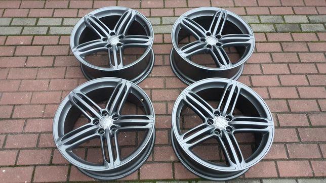 Oryginalne Felgi 20 Audi Pompei 8,5Jx20H2 ET33 A4,A5,A6,A7,A8 IGŁY!