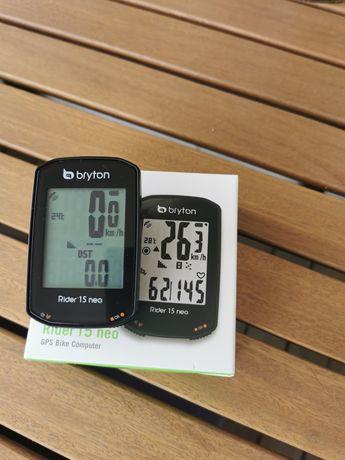 Bryton Rider 15 Neo GPS Bicicleta