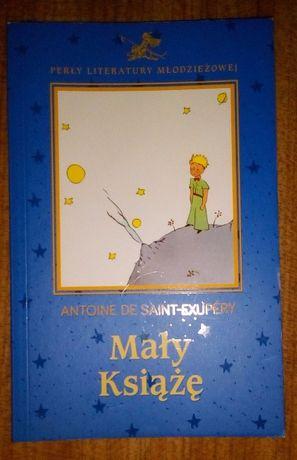 książka Mały Książkę NOWA