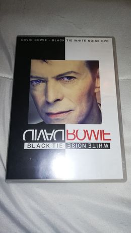 "DVD David Bowie ""Black Tie - White Noise"" (COMO NOVO)"