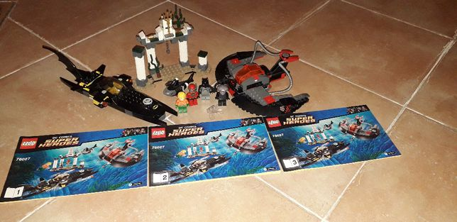 Lego 76027 - DC Comics Super Heroes - Black Manta Deep Sea Strike