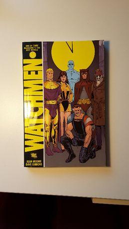 Watchmen Komiks Wydanie Amerykańskie