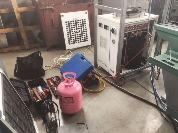 Чистка и заправка, продажа, ремонт кондиционеров (монтаж, демонтаж )