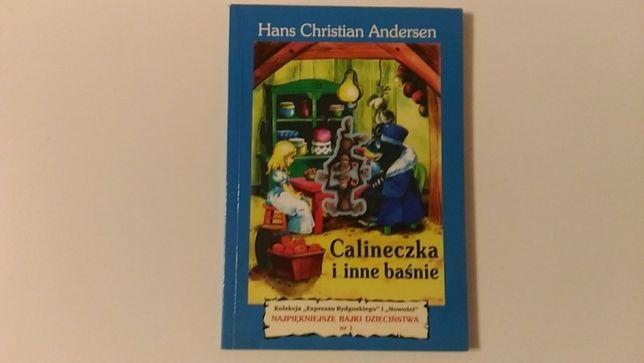 Calineczka i inne baśnie - Andersen