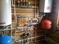 Услуги сантехника ,отопление, водопровод,  канализация, замена котлов