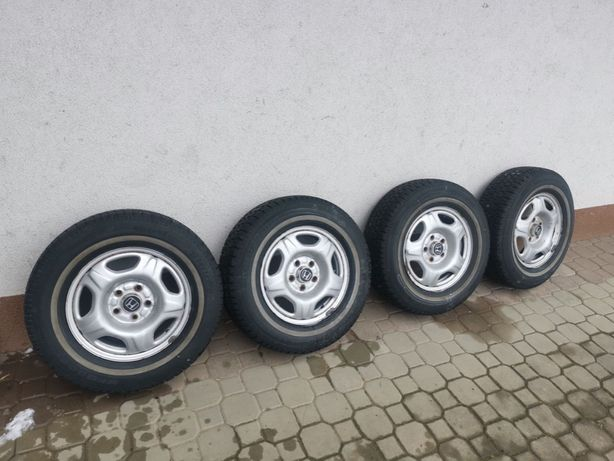 """Oryginalny zestaw kół/ felga stalowych Honda Crv II 15"""" 5x114,3 ET50"""
