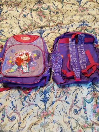Рюкзак школьный для девочек в ассортименте.