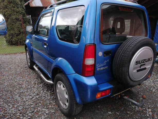 Suzuki jimny 1.3 benzyna 4x4