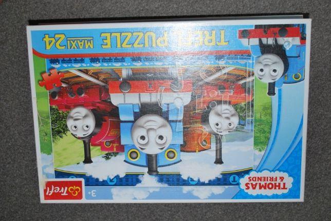 Sprzedam Puzzle Trefl Maxi Tomek i Przyjaciele