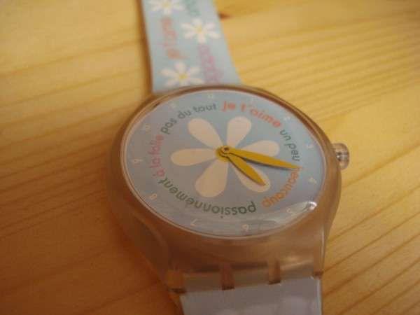 Relógio Swatch French Lover