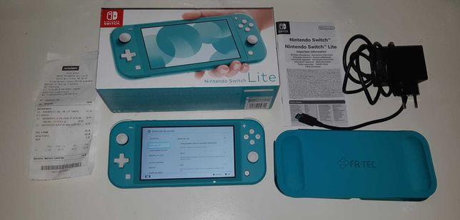 Nintendo Switch Lite Com Garantia Até Setembro 2021