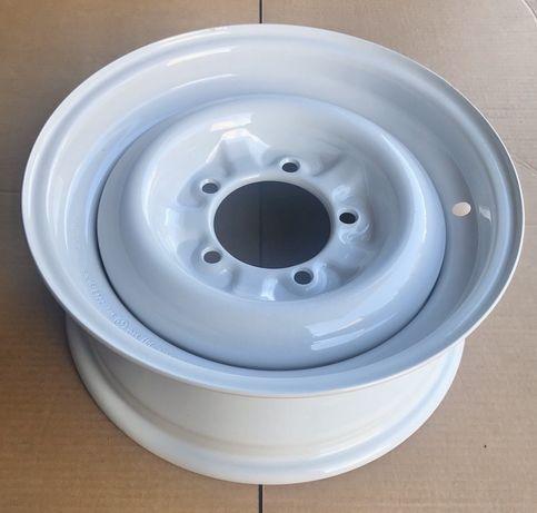 Диски колесные УАЗ R15 6J PCD 5/139.7 DIA 108.5 ET 22