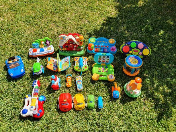Conjunto brinquedos para bebé