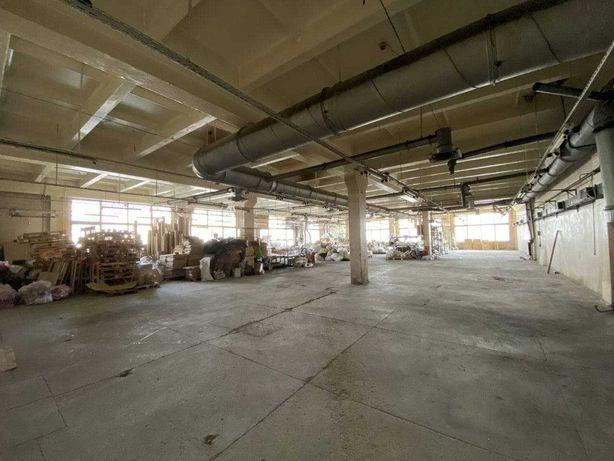 Помещение 600м² под склад/производство/студию Соломенский р-н
