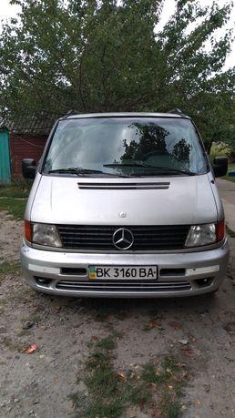 Mercedes-Benz Vito 110 2.2 CDI  638