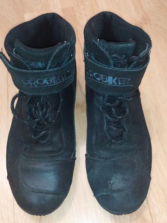Probiker Мото боты ботинки кроссовки 45 размер 29 см