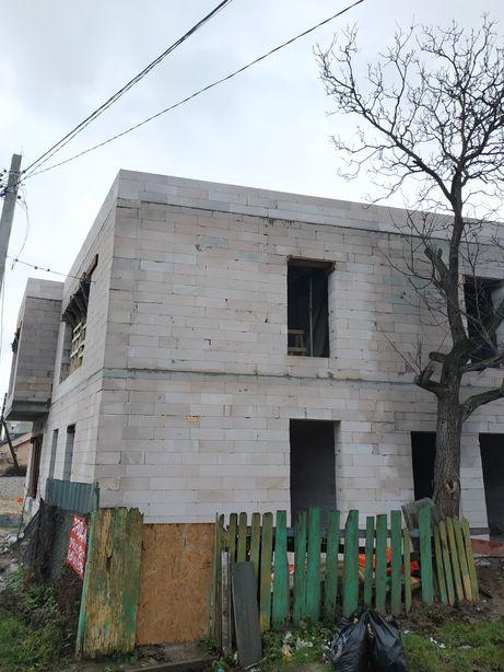 Мурівка, муляра, кладка стін з газобетону, газоблоком, бетонні роботи