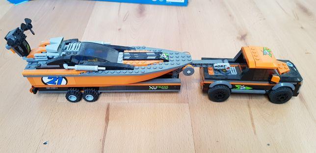 Lego City 60085 motorówka