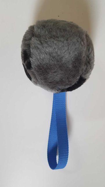 Piłka pluszowa gryzak dla psa