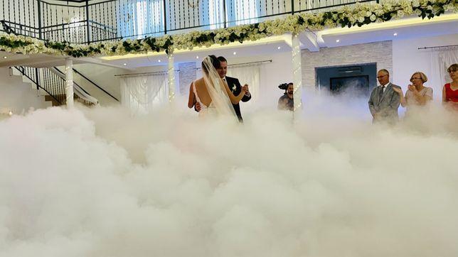 Ciężki dym do Tańca w chmurach Lidzbark