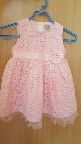Платье фирмы TU (68-74 см)