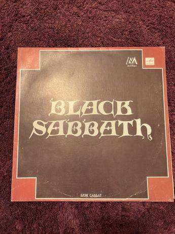 Black Sabbath winyl