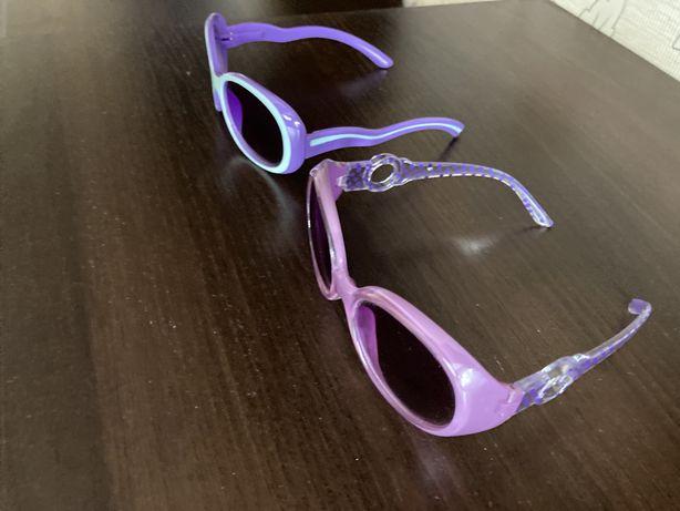 Очки детские солнцезащитные от солнца