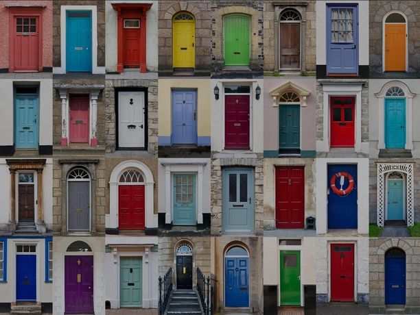 Входные и межкомнатные двери всех видов(установка)