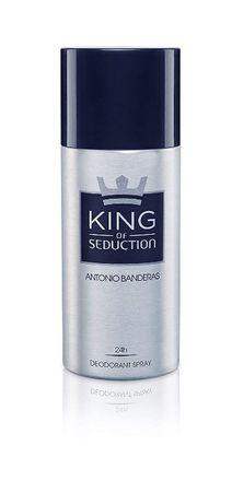 Дезодорант-спрей Antonio Banderas King of Seduction