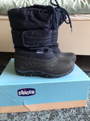 Сапоги Chicco 33-34 размер (22 см) по стельке