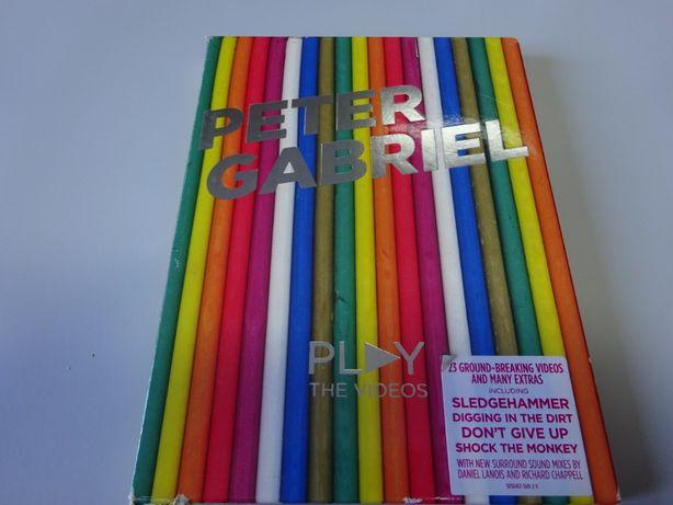 DVD video Peter Gabriel