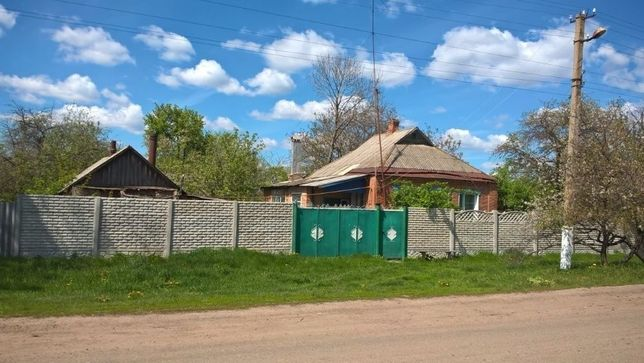 Продам дом Валковский р-н с.Костево