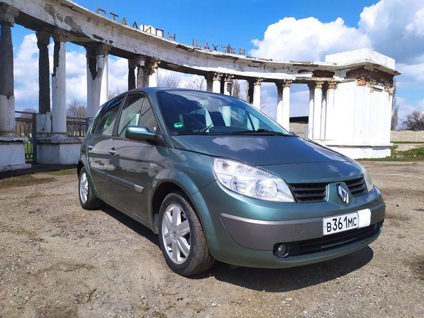 Renault Scenic 2005 1.6 Растаможенный